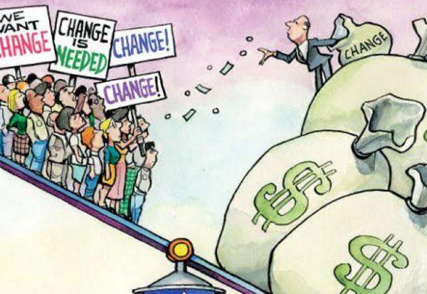 Inequality cartoon